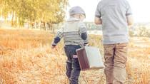 Kleine Entdecker | Eine Obstkiste und ein Leiterwagen