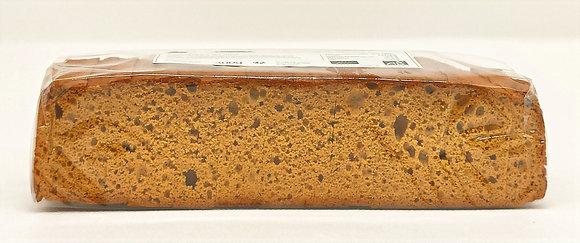 Pain d'épice au miel en tranches BIO