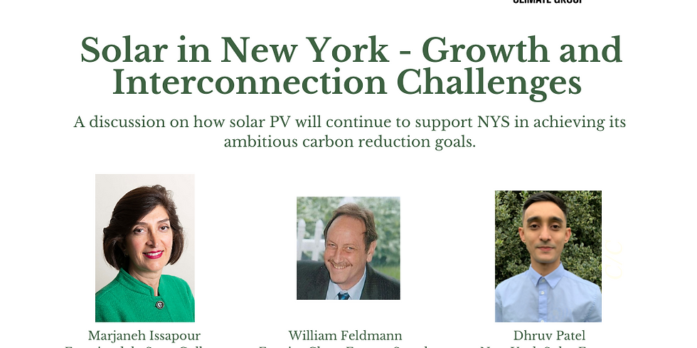 Solar in NY: Growth and Interconnection Issues