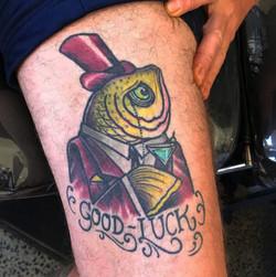 Good Luck Fishy