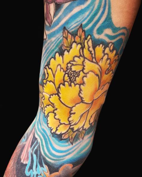 Love Japanese Tattoos