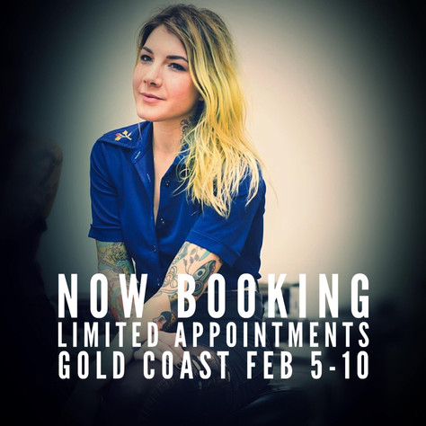 Hana's Guest Spot at Absolute Kingscliff 5th - 10th February. Now Booking.