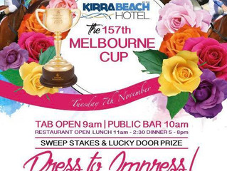 The 157th Melbourne Cup