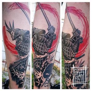 Rod Scott Traditional Japanese Tattoo Artist