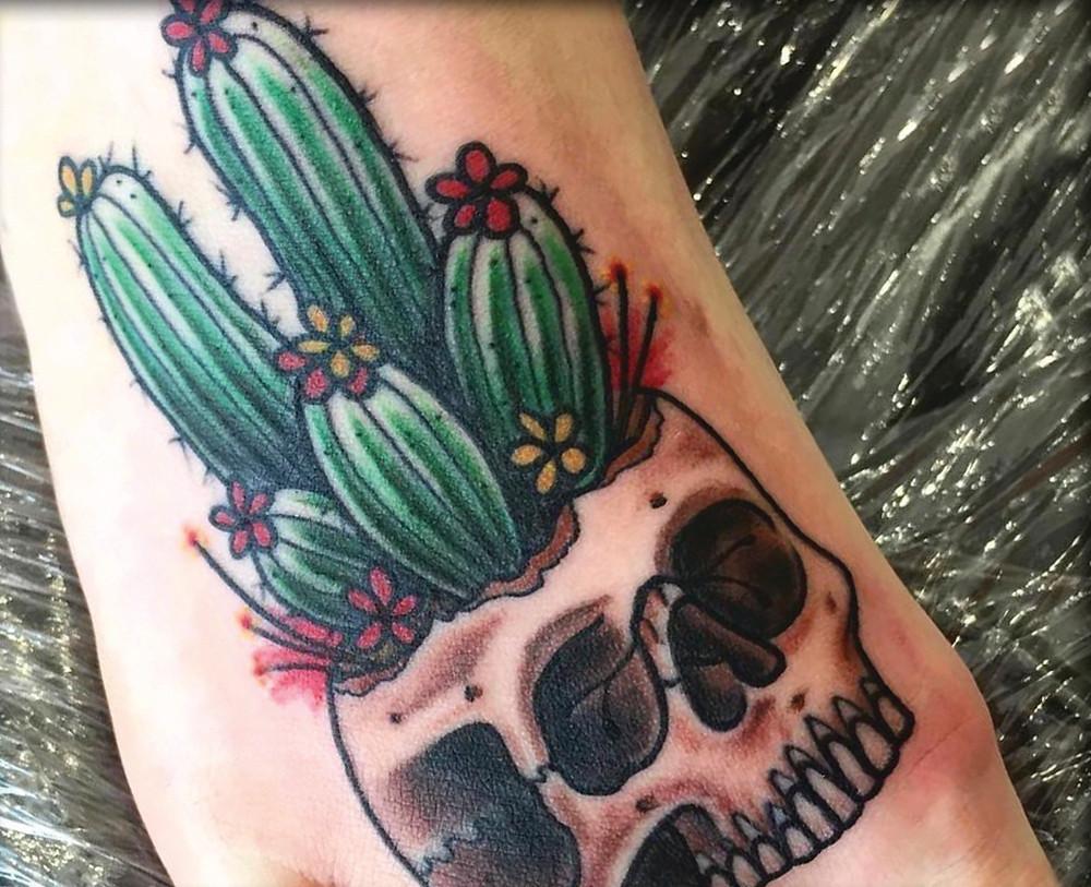 Cactus cameron absolute tattoo