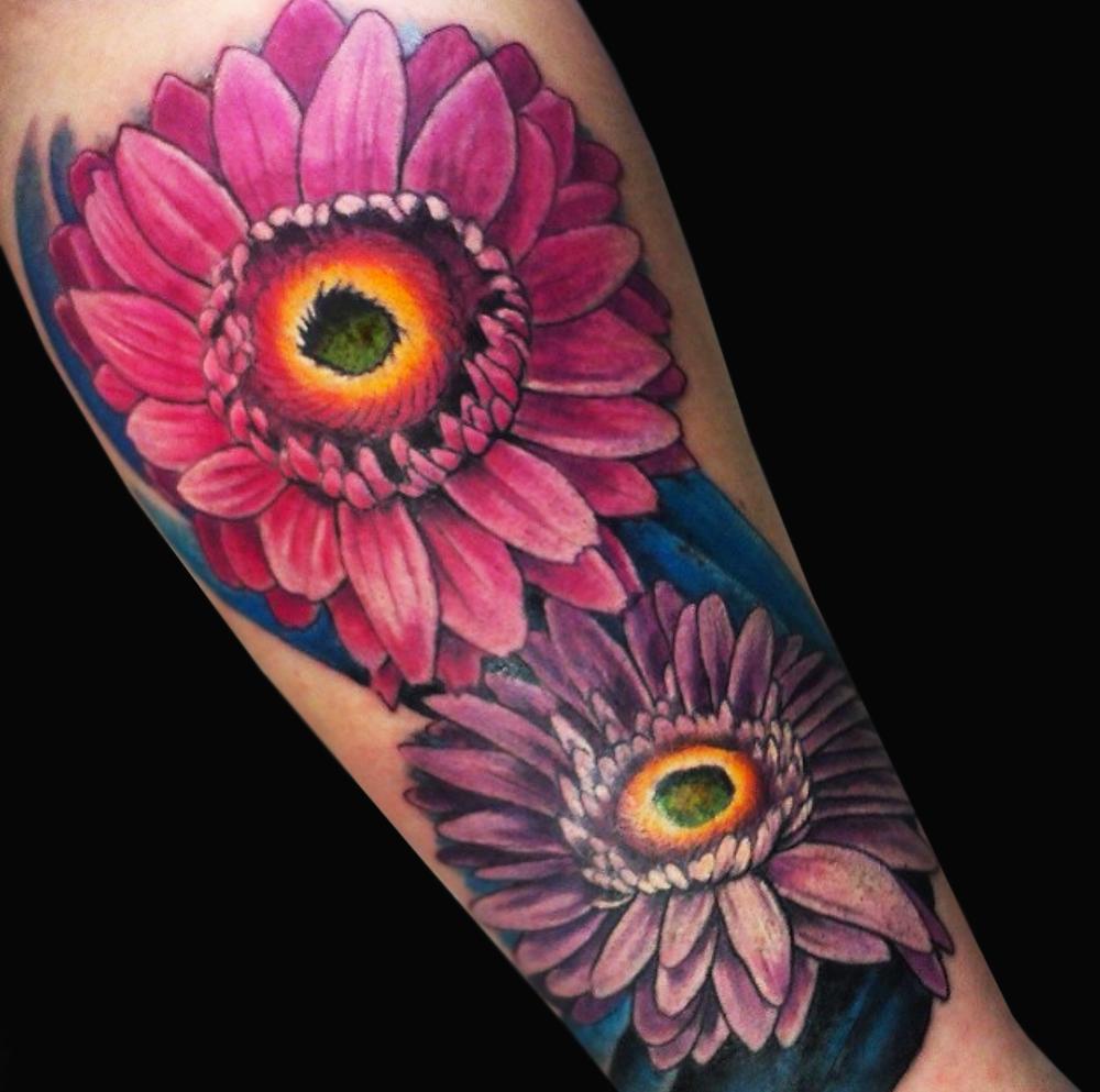 Rod Scott Tattoo Artist