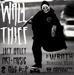 """WALL THIEF: Joey Bailey """"Blood 'n' Bone"""""""