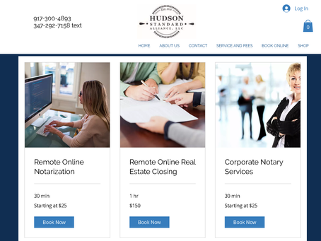 How can you notarize online? Learn how we do it!