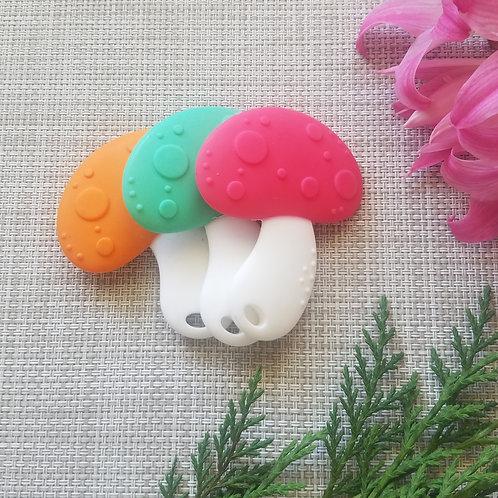 Mushroom Silicone Teethers