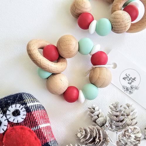 Christmas Teether