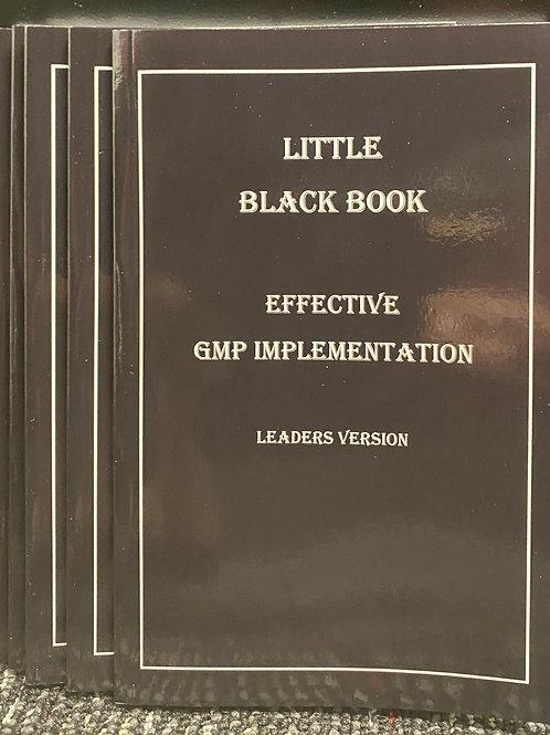Little Black Book-Leader's Version