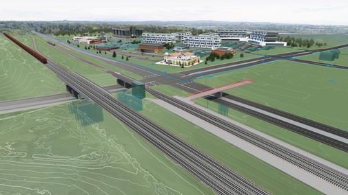 Infrastructure BIM GIS