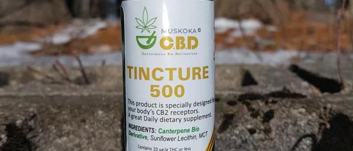 TINCTURE 500