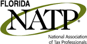 Member of the National Association of Tax Professionals