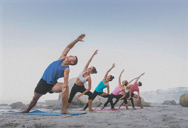 Yoga by Nature: Retreats with Morven Hamilton - Accredited Senior yoga teacher and teacher trainer.