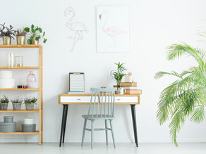 Quick Cleaning Habits for the Work From Home Employee