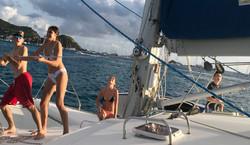 St. Maarten Day Trip Sailing