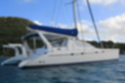 Hakuna Matata, Rent catamaran - charter Caribbean