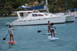 Paddle Boards St Maarten Cat Charter