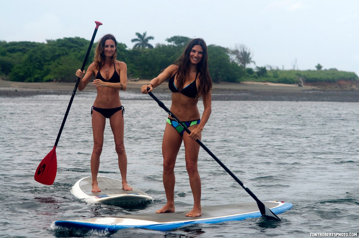 Paddle-Board-Girls-Catamaran-Charter