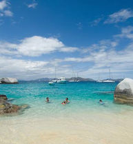 The US and British Virgin Islands