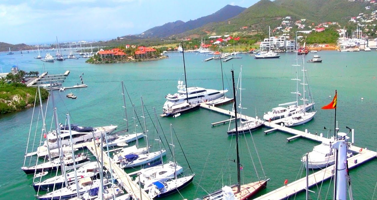 Simpson Bay Marina Cat Charter