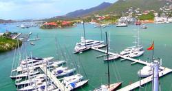 Simpson Bay Marina Cat Charter