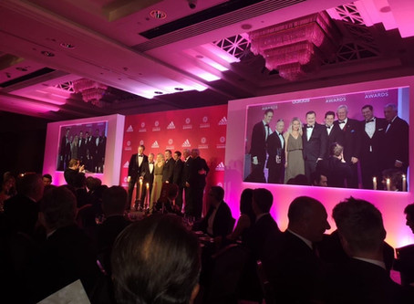 England Golf Awards