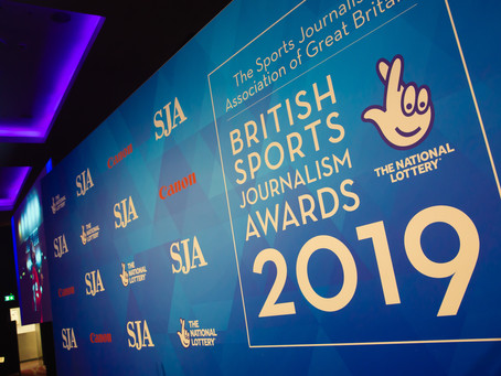 Record Numbers Attend SJA British Sports Journalism Awards