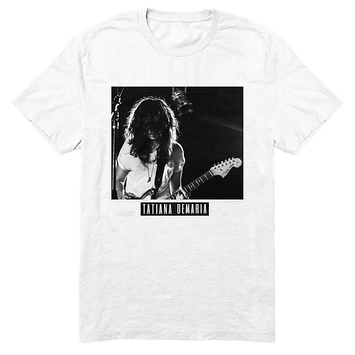 White 'Too Much' T-Shirt