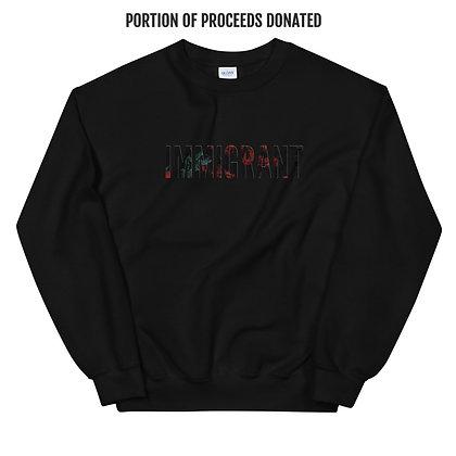 IMMIGRANT Deluxe Sweatshirt