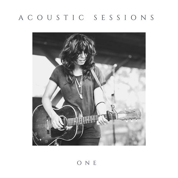 Acoustic Sessions- One cover Artwork .jp