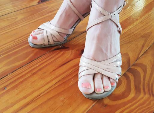 9 Yoga Poses For Your Tango Feet
