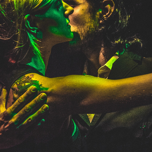 How to Practice Tango When you Vinyasa