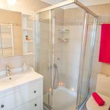 Basement shared bath