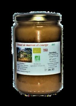 Velouté de marron     4,50€