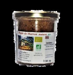 Purée de marron     4,20€