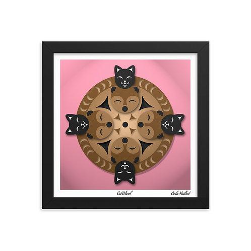Cat Whorl (10x10)