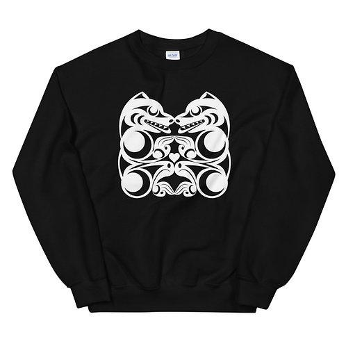 Bearing your Heart Crewneck Sweater