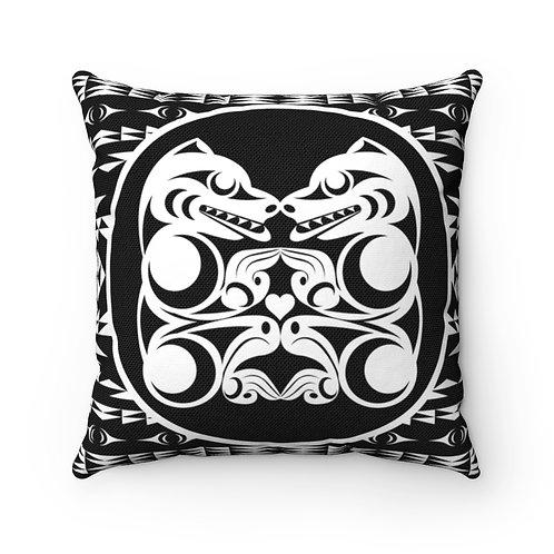 Salish Bear Sofa Pillow (20x20)