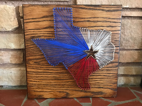 Texas String Art (Any states available)