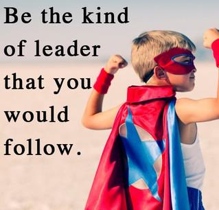 O fiambre e a liderança