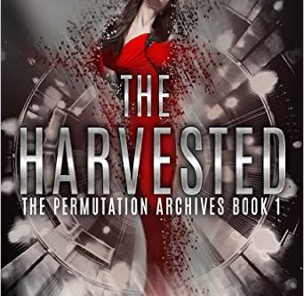 The Harvested  by Kindra Sowder                                               (The Permutation Archi