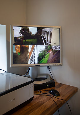 cattery CCTV