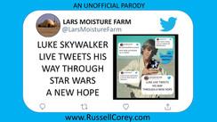 #LukeSkytweeter
