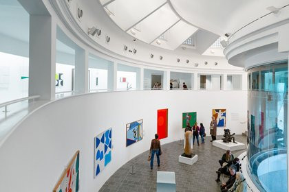 Tate St Ives - one of many galleries in the world renowned artistic community.jpg