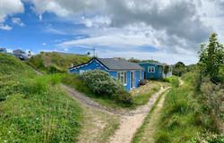 Nestledown view from Coastal Path