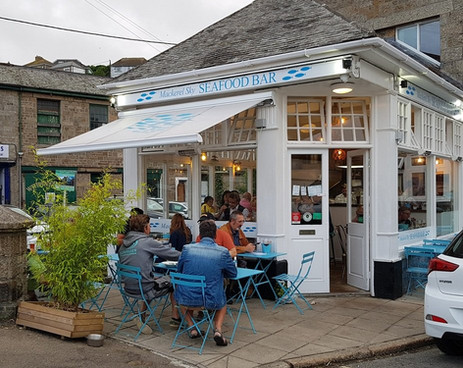 Mackerel Sky at Newlyn - One of our favourite places for plates of fresh tapas style small portion fish dishes.jpg