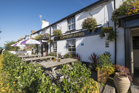 Cornish Arms Hayle - we love their homemade pies (and pretty much everything else on their great menu!).jpg
