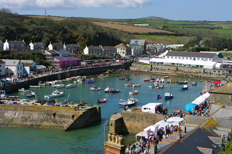 Porthleven Harbour - great food and shops.!jpg